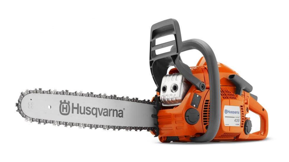435 Scie a chaine Husqvarna