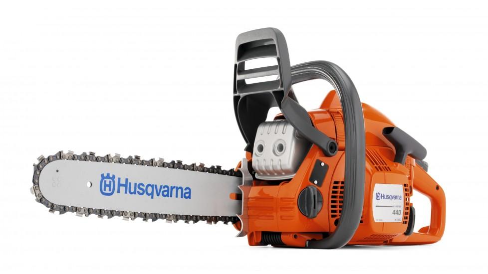 440 Scie à chaine Husqvarna