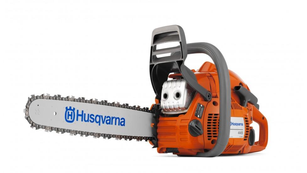 445 Scie à chaine Husqvarna