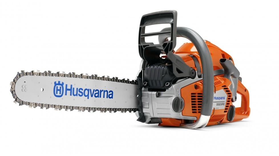550XP Scie à chaine professionnelle Husqvarna