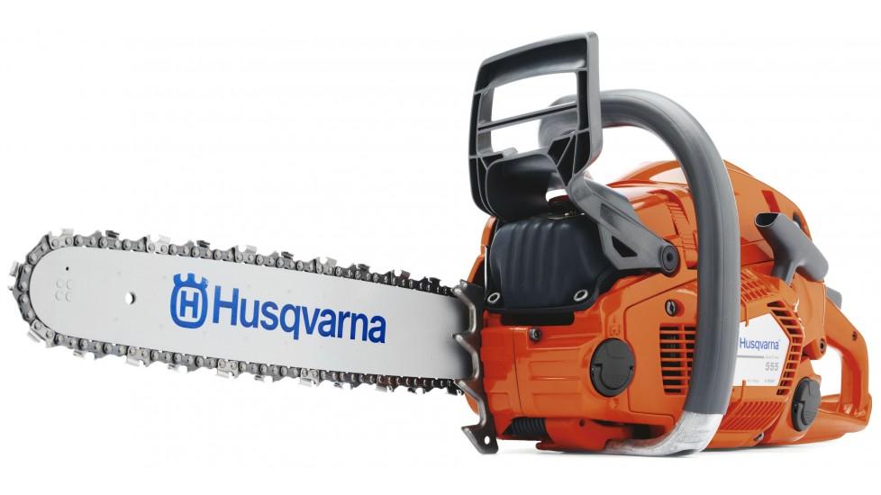555 Scie à chaine professionnelle Husqvarna