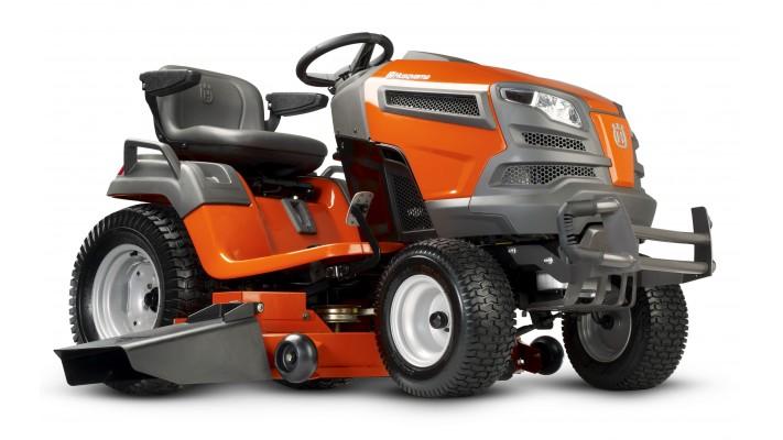 TS354XD Tracteur Husqvarna