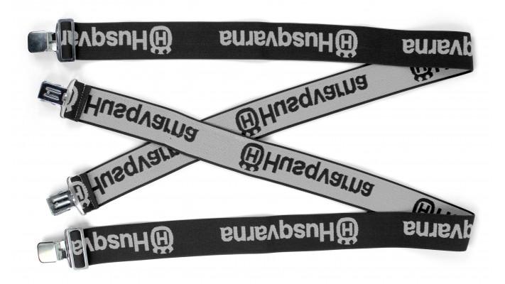 Bretelles à clips Husqvarna